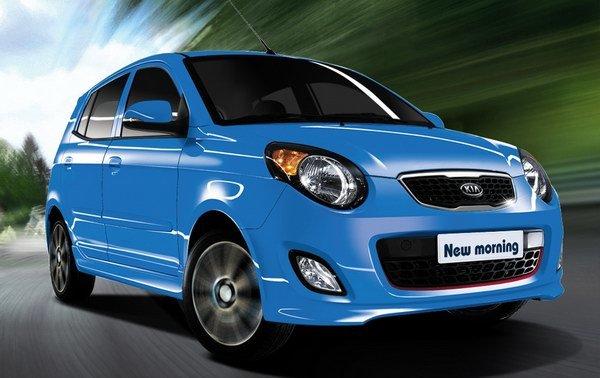 Những mẫu xe Kia cũ có giá cực hấp dẫn ở Việt Nam