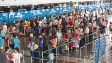 Từ 11/7, sân bay Nội Bài khuyến cáo khách đi sớm