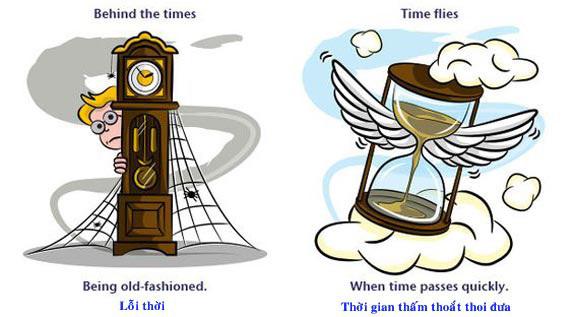 """Học tiếng Anh: """"Quay ngược thời gian"""" nói thế nào trong tiếng Anh?"""