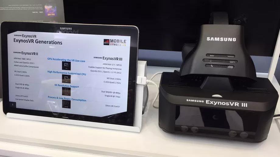 Hé lộ công nghệ tân tiến cho mẫu kính VR bí mật của Samsung