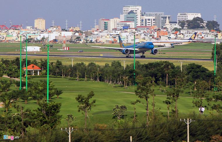 'TP.HCM đã từng đề nghị không xây sân golf trong sân bay'