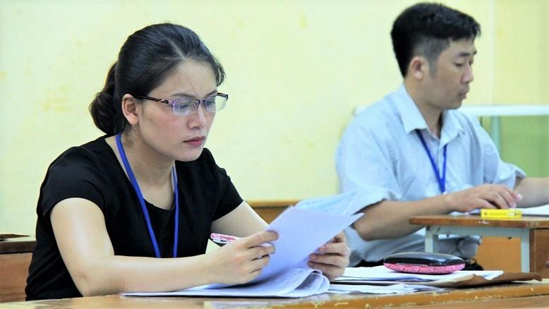 Bất ngờ điểm 10 duy nhất thi THPT quốc gia của tỉnh là môn Giáo dục công dân