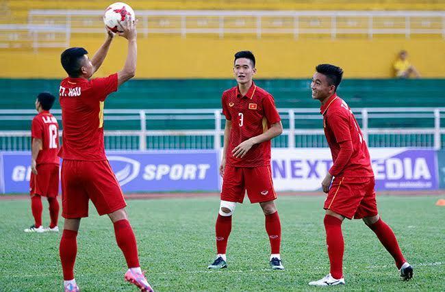 U22 Việt Nam, HLV Hữu Thắng, Công Phượng, U20 Việt Nam