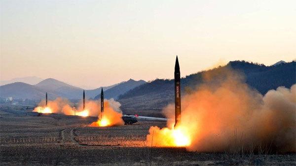 Mỹ xác nhận Triều Tiên thử tên lửa liên lục địa