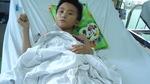 Bé trai gặp tai nạn nghiêm trọng, gia đình tuyệt vọng