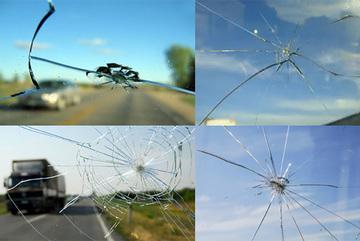 Nguy cơ nứt vỡ kính lái vì rửa xe ngay sau khi đi nắng