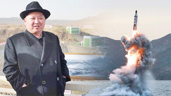 Tới tấp phóng tên lửa, Triều Tiên muốn gì?