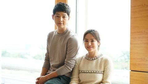 Song Joong Ki và Song Hye Kyo sẽ kết hôn vào tháng 10