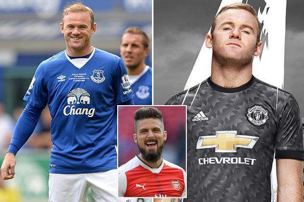 Dứt tình MU, Rooney về Everton với giá 0 đồng