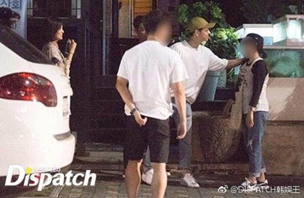 Lộ loạt ảnh hẹn hò của Soong Joong Ki và Song Hye Kyo