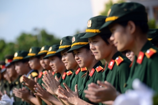 Nhiều thí sinh đăng ký trường quân đội phải điều chỉnh nguyện vọng