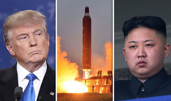 Ông Trump có 'bó tay' trước Triều Tiên?