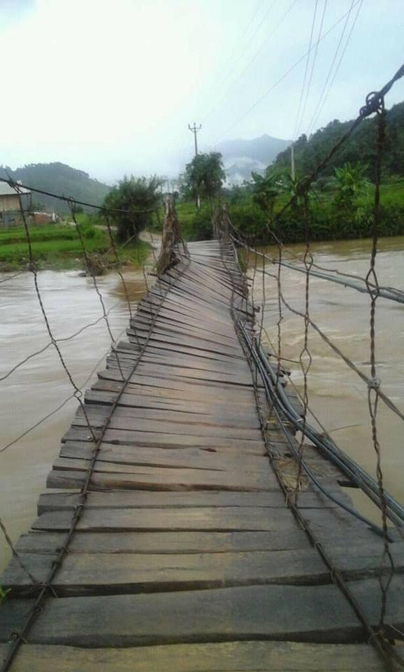 Lai Châu, mưa lũ