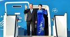 Thủ tướng đến Frankfurt, bắt đầu thăm CHLB Đức