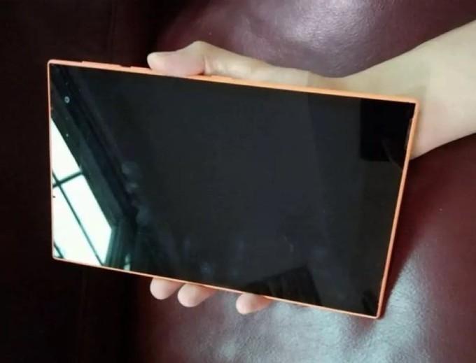 Lộ diện Nokia Mercury, mẫu tablet Lumia bị Microsoft khai tử
