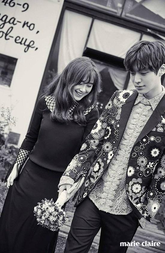 Tình yêu 5 cặp đôi trai tài - gái sắc hot nhất xứ Hàn