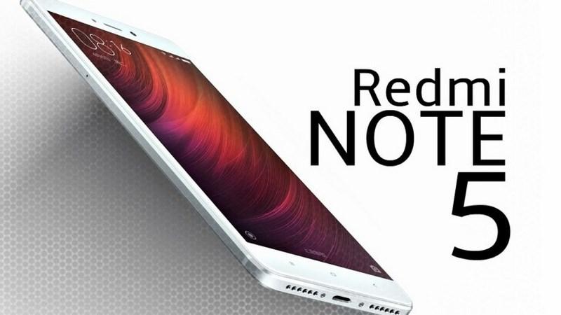 Xiaomi Redmi Note 5: Máy mỏng hơn, giá 4,7 triệu