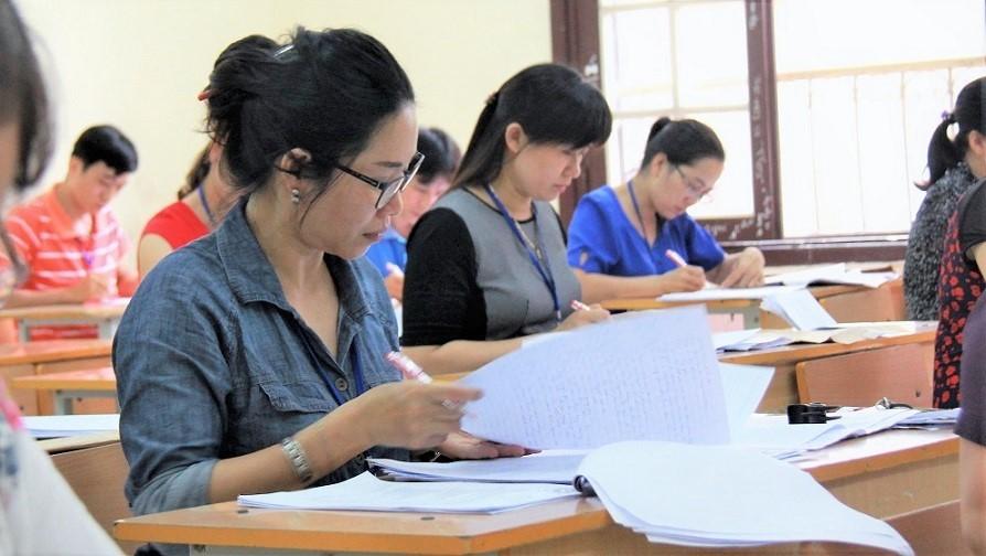 Thái Bình có điểm thi THPT môn Ngữ văn cao nhất là 9,5