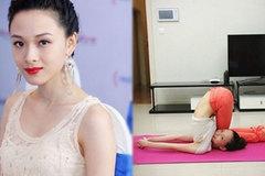 Sự thật tấm ảnh Phương Nga tập yoga sau khi tại ngoại đang gây xôn xao cư dân mạng