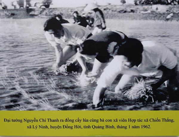 Tướng Vịnh nói về quan hệ đặc biệt của cha với Bác Hồ