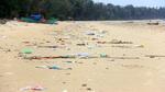 Quảng Ninh: Bãi Tình Yêu ngập rác, ế chỏng chơ