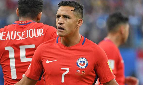 Té ngửa với mức lương khủng Sanchez đòi Arsenal