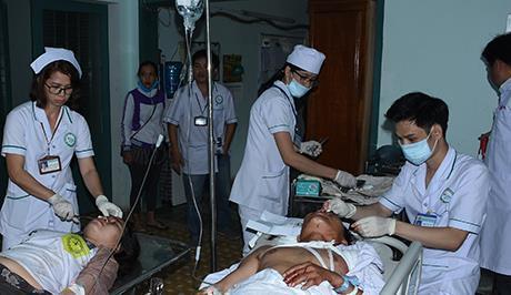 Tai nạn 4 người chết ở KonTum: Khởi tố, tạm giam tài xế gây tai nạn