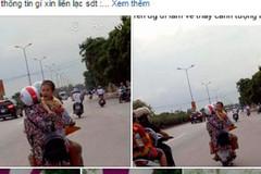 Thực hư chuyện bé trai Quảng Bình mất tích xuất hiện ở HN