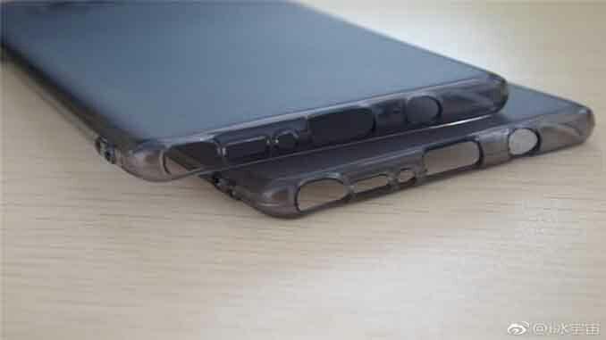 Galaxy Note 8 có cảm biến vân tay mặt sau, sát cạnh camera kép?