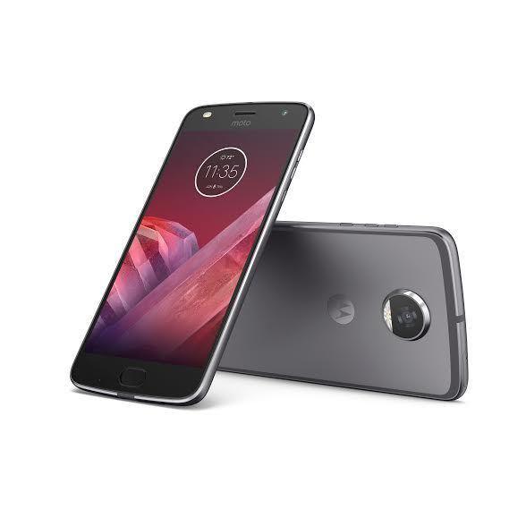 Motorola Z2 Play ra mắt tại ĐNÁ, cuối tháng về VN
