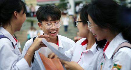 Xuất hiện thí sinh đạt 30 điểm thi THPT quốc gia 2017