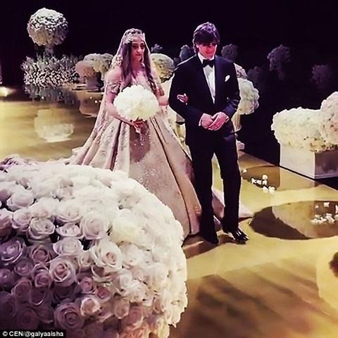 đám cưới. con gái đại gia, đại gia, đám cưới tiền tỷ, 220 tỷ đồng