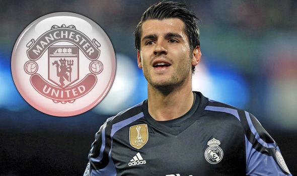 Morata sẽ đến Manchester trong ít giờ nữa