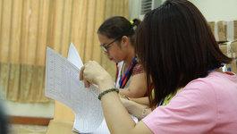 Gần 7.000 điểm liệt thi THPT quốc gia