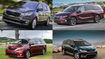 Những mẫu xe đa dụng giữ giá nhất khi bán lại