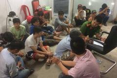 Gần 100 cảnh sát phá tổ hợp cờ bạc trong biệt thự ven Sài Gòn