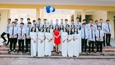 Lớp có 1 học sinh đạt 30 điểm, 12 học sinh đạt 29 điểm thi THPT quốc gia