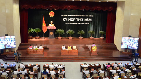 TP.HCM cho phép tuyển giáo viên mầm non hộ khẩu ngoài thành phố
