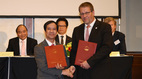 Thủ tướng chứng kiến DN Việt, Đức trao 28 văn bản hợp tác