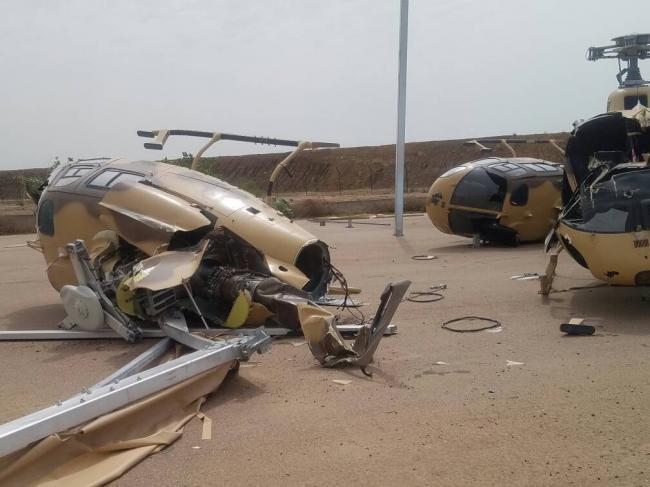 không quân, mưa bão, bão lớn, cộng hòa Chad