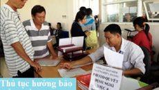 Thủ tục hưởng trợ cấp thất nghiệp mới nhất
