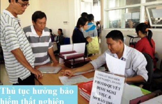 trợ cấp thất nghiệp, BHXH, bảo hiểm xã hội, thất nghiệp