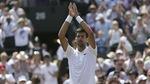 """Wimbledon 2017: Novak Djokovic """"tốc hành"""" vào vòng 3"""