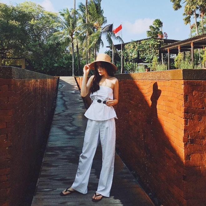 Hoa hậu Nguyễn Cao Kỳ Duyên, Theo chân sao Việt, khám phá