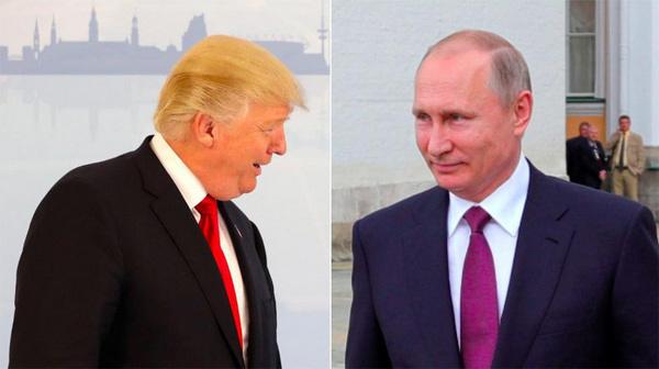 Tổng thống Trump, Tổng thống Putin, cuộc gặp Trump - Putin, Hội nghị G20