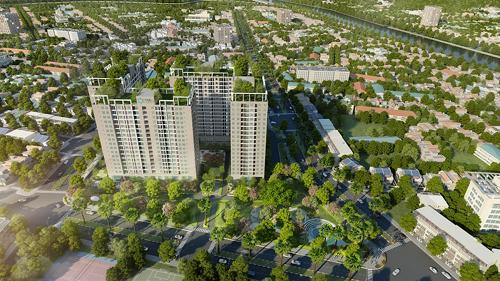 Hạ tầng 'tăng lực' cho bất động sản quận 8