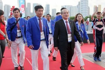 SEA Games: Đoàn TTVN giảm từ 10 xuống 2 phó trưởng đoàn