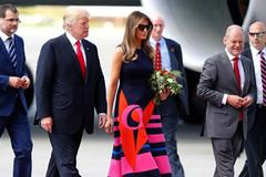 Chùm ảnh 'dàn' nguyên thủ tới dự G20