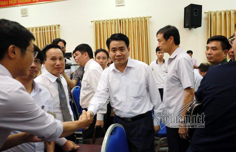 Ông Nguyễn Đức Chung nói vụ Đồng Tâm: Phải lấy pháp luật làm trọng
