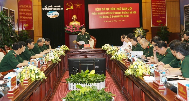 Viettel,quân đội làm kinh tế,Bộ trưởng Trương Minh Tuấn,Trương Minh Tuấn